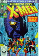 Benzi desenate cu X-Men vechi