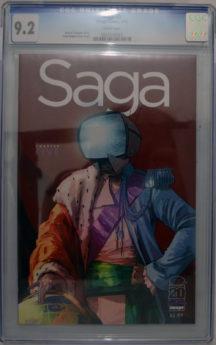 Saga CGC 5