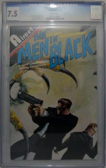 Men in Black CGC benzi desenate