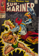Sub Mariner benzi desenate Prince Namor