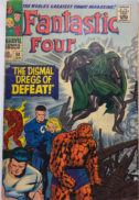 Fantastic Four infrangere Doom