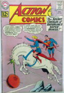 Originea Comet SuperHorse Supergirl