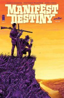 Manifest Destiny 1 banda desenata