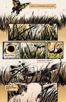 Pretty Deadly 1 benzi desenate Image Comics