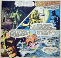 Brave and Bold Batman Aquaman