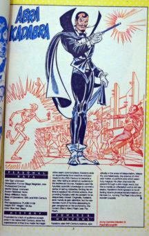 Cine sunt personajele DC