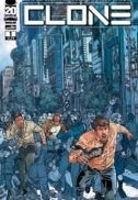 Clone banda desenata comic image