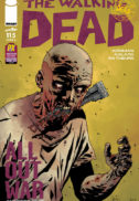 Walking Dead 115 cover O Zombie