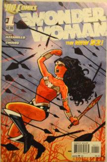 Wonder Woman 52 benzi desenate noi