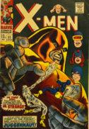 Uncanny X-Men 33 Juggernaut banda desenata