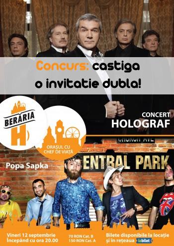 Concurs BEraria H
