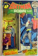 Batman cadou craciun benzi desenate vechi