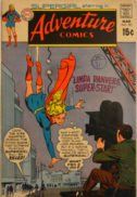 Supergirl benzi desenate vechi