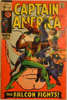 Falcon Captain America Comics Benzi Desenate Romania