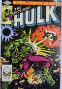 Rocket Raccoon Hulk benzi desenate vechi