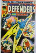 Defenders Starhawk benzi desenate vechi