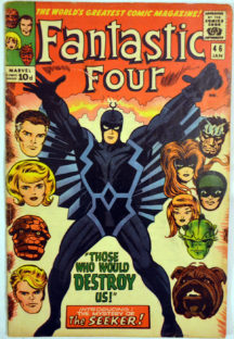 Primul Black Bolt Inhumans fantastic four film