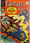 Fantastic Four Blastaar benzi desenate