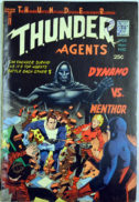 Thunder agents benzi desenate dc comics