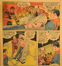 Superman benzi desenate DC Action Comics