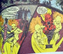 Sandman Death Neal Gaiman benzi desenate