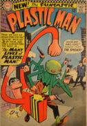 Plastic Man 2 Dc Comics benzi desenate silver age