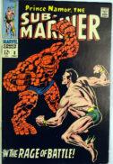 Sub-Mariner benzi desenate vechi