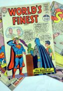 Superman Lois Lane mxyzptlk benzi vintage