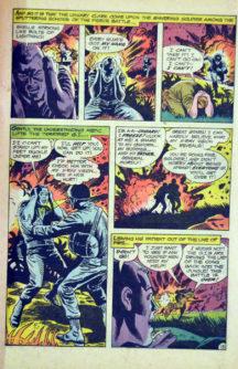g.i. giant superman benzi desenate vechi