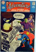 Superboy benzi desenate vechi aventuri