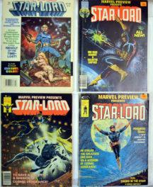 Marvel Preview 4 Starlord prima aparitie banda desenata Guardians of Galaxy
