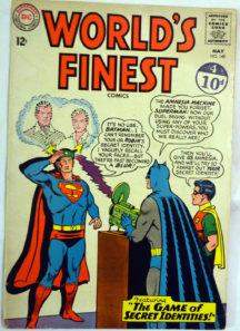 mr mxyzptlk superman benzi desenate vechi batman