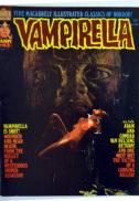 Vampirella benzi desenate vechi