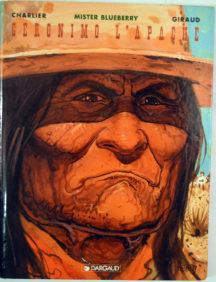 Jean Giraud L'Apache Blueberry benzi desenate