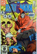 Batman Banda desenata Fang