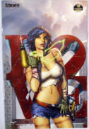 Screwed Zenescope Cover Exclusiv benzi desenate