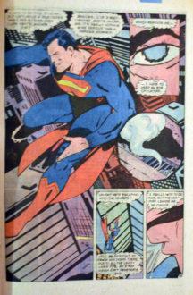 Vampir Superman benzi desenate