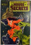 House of secrets dc benzi desenate vechi