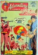 Adventure Comics Supergirl benzi desenate Vigilante