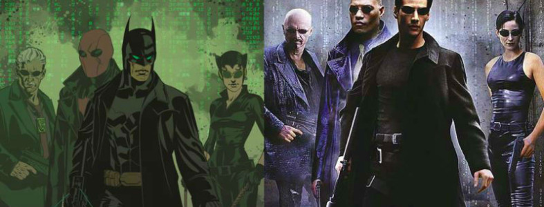 Matrix DC Comics