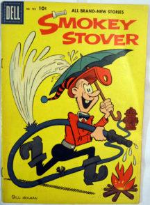 Smokey Stover benzi desenate Dell Romania pret