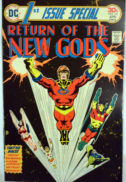 Return of New Gods Darkseid Mister Miracle