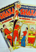 Shazam film dupa benzi desenate vechi comics