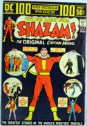 Shazam banda desenata comic magazin