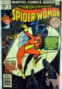 Spider Woman Spider-Woman banda benzi desenate