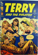 Harvey Comics Terry Pirates
