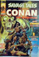 Conan benzi desenate comics ka-zar