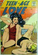 Date with Judy benzi desenate vintage romantice