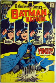 Neal Adams benzi desenate comics Batman