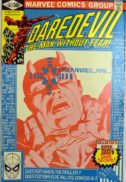 The Mauler in Daredevil benzi desenate Marvel vechi
